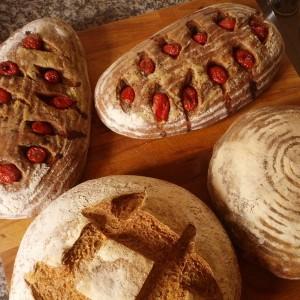 Italian hand made bread