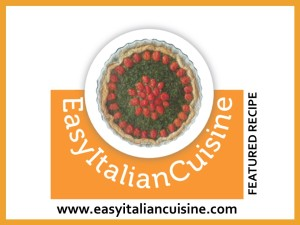 EASY ITALIAN CUISINE FEATURED RECIPE - CLEAR ORANGE