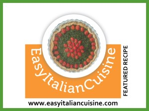 EASY ITALIAN CUISINE FEATURED RECIPE - GREEN