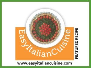 EASY ITALIAN CUISINE FEATURED RECIPE - GREEN