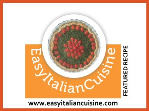 EASY ITALIAN CUISINE FEATURED RECIPE - ORANGE